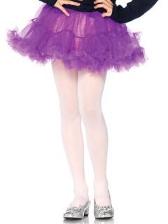 Kinder Tutu Petticoat lila