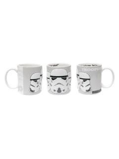 Star Wars™-Kaffeetasse Stormtrooper Lizenzprodukt weiss-schwarz 320ml