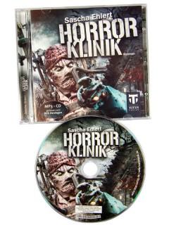 Horrorklinik-Hörbuch Horror-Hörspiel auf CD bunt