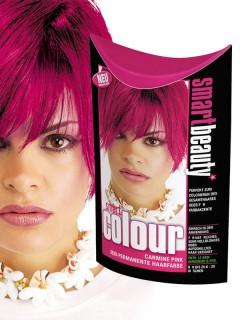Smart Beauty Haartönung semi-permanent pink