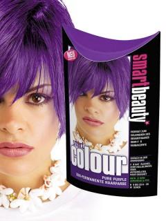 Smart Beauty Haartönung semi-permanent lila 50 ml