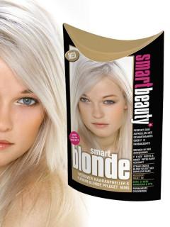 Smart Beauty Blonde Blondierung Haarfarbe platinblond