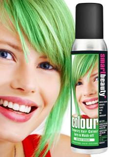 Smart Beauty farbiges Haarspray auswaschbar grün 135 ml