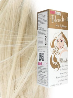 Smart Beauty Blonde Blondierung Aufheller bleach it