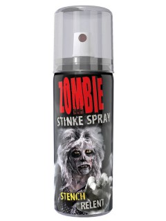 Zombie Stinke Spray Halloween bunt 50ml