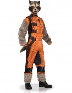 Guardians of the Galaxy™ Rocket Raccoon™ Kostüm für Erwachsene bunt