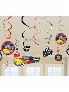 70er jahre disco deko kein fasching ohne deko partydeko bei karneval megastore. Black Bedroom Furniture Sets. Home Design Ideas