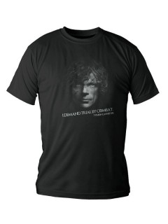Tyrion Lannister T-Shirt Game of Thrones schwarz-weiss