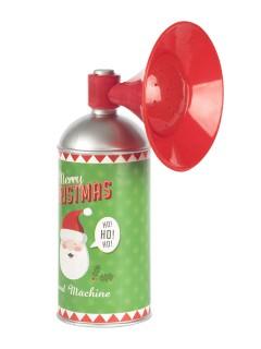 Scherzartikel mit Sound Weihnachten in der Dose bunt 20x8x13cm