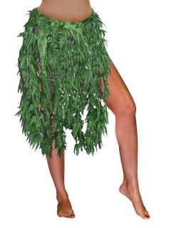 Hawaii Hula Rock grün