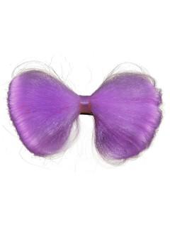 Haarschleifen-Haarclip lila