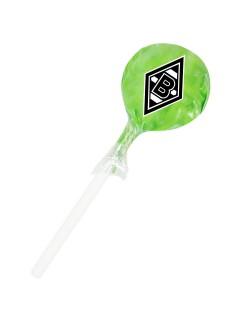 Borussia Mönchengladbach Lollipop grün-weiss-schwarz 17g