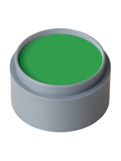 Grimas Aqua Make-Up Schminke signalgrün 25ml