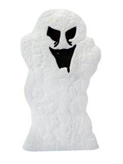 Unheimlicher Geist Halloween Party-Deko weiss 56cm