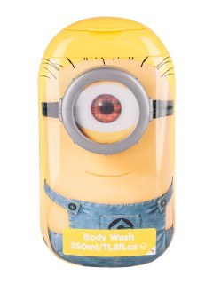 Minions Duschgel Stuart in 3D Lizenzware bunt 350 ml