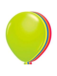 Luftballons Party-Deko 8 Stück bunt 25cm