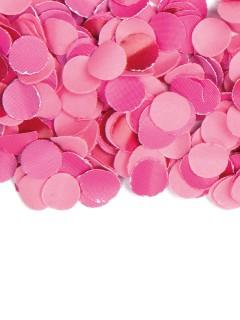 Konfetti Party-Deko pink 1000g