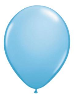 Luftballon Party-Deko 20 Stück hellblau 13cm