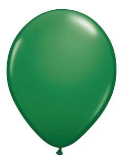 Luftballon Party-Deko 50 Stück grün 30cm