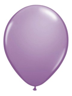 Luftballons Ballons Party-Deko 10 Stück lavendel 30cm