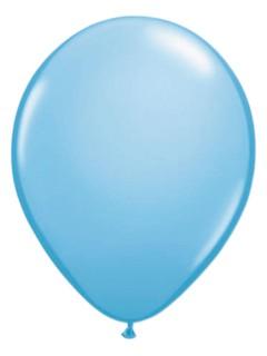 Luftballons Ballons Party-Deko 20 Stück hellblau 13cm