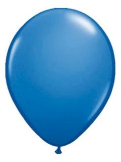 Luftballons Ballons Party-Deko 10 Stück hellblau 30cm