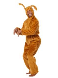 Hase Unisex Kostüm braun
