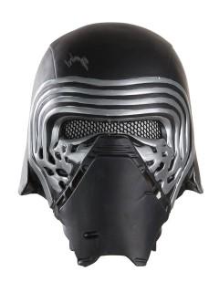 Star Wars Kylo Ren Kinderhelm Lizenzartikel schwarz-silber