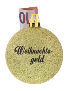 Geschenk-Weihnachtskugel