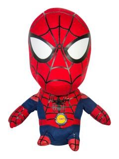 Spider Man™ Plüschfigur blau-rot 20cm