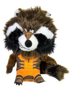 Rocket Raccoon Plüschfigur Marvel™ braun 20cm