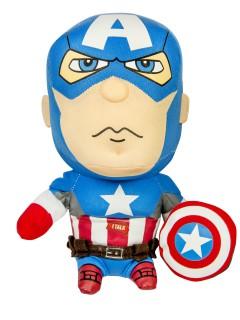 Captain America™-Plüschfigur bunt 20cm