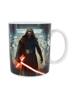 Star Wars™-Kaffeetasse Kylo Ren bunt 300ml
