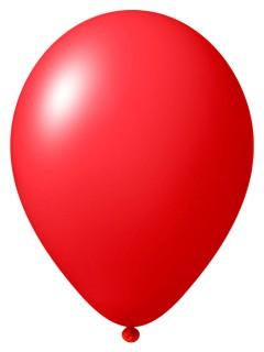 Luftballon-Set 24 Stück Ballons Party-Deko rot 33cm