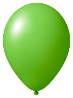 Luftballon-Set 12 Stück Ballons Party-Deko hellgrün 33cm