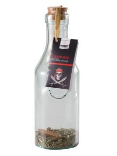 Rum-Gewürzset für Piraten in der Flasche braun