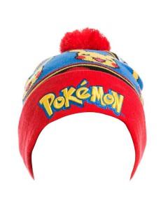 Pokémon Beanie Pikachu Lizenzware bunt