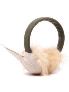 Zelda Ohrenschützer Ohrwärmer mit Elfenohren Lizenzware beige-braun