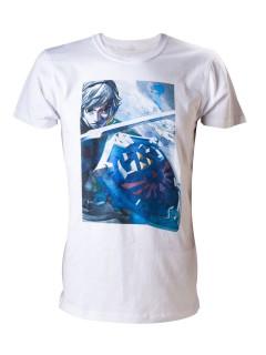 Zelda Lizenz-T-Shirt bunt