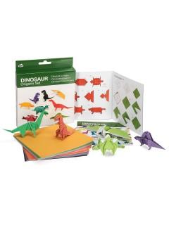 Origami Set Dinosaurier Bastelset 101-teilig bunt