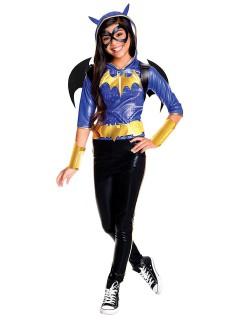 DC Super Hero Girls Batgirl Deluxe Kinderkostüm Lizenzware bunt