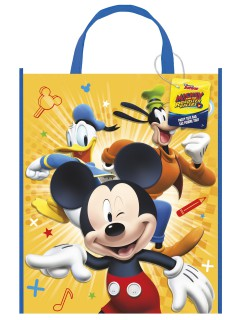 Mickey Maus Tasche orange