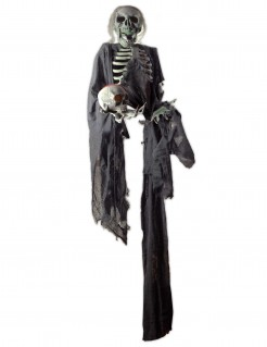 Skelett-Hängedeko