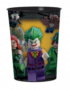 LEGO® Batman™-Plastikbecher 473ml