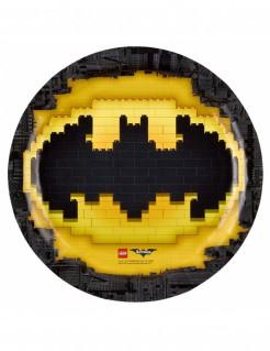 LEGO® Batman™-Pappteller 8 Stück 23cm