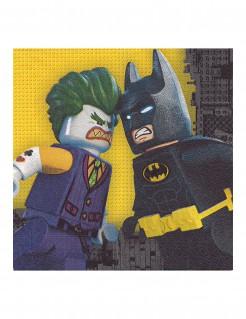 LEGO® Batman™-Servietten 20 Stück 33x33cm