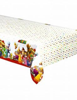 Nintendo™ Super Mario™ Tischdecke Partydeko Lizenzware bunt 120x180cm