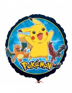 Pokemon™-Aluminiumballon Pikachu-Motiv 43cm