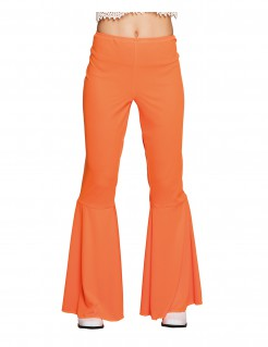 Disco-Hose für Damen in Orange