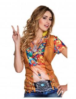 Hippie T-Shirt Damen
